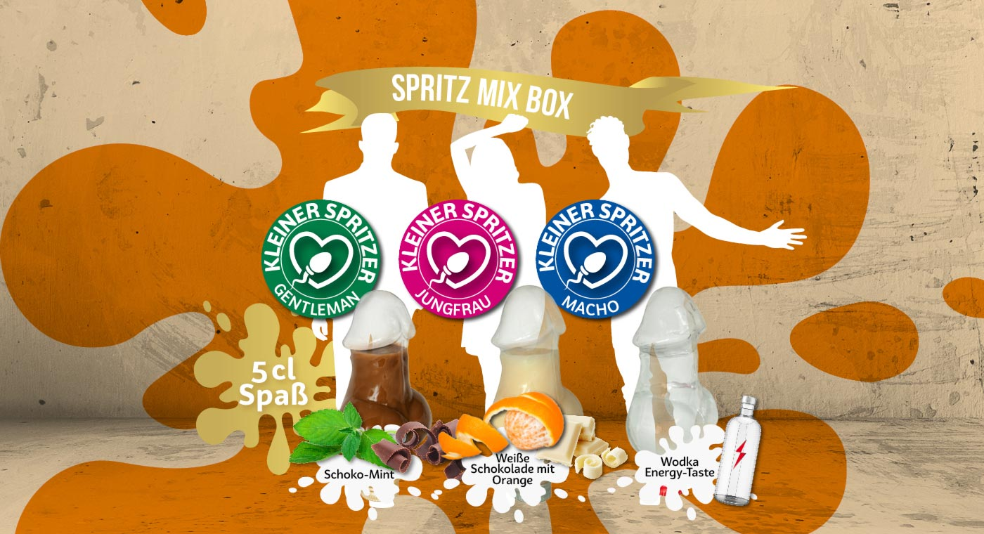 Die Spritz Mix Box